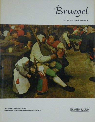 Pieter Bruegel the Elder; (Library of great painters) (0500090742) by Pieter Bruegel