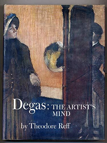 9780500091203: Degas: The Artist's Mind