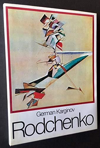 RODCHENKO.: Karginov, German; ALEXANDER