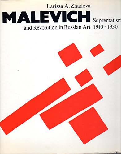 9780500091470: Malevich: Suprematism and Revolution in Russian Art 1910-1930 (English and Russian Edition)