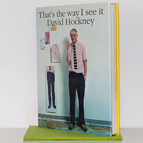 9780500092132: David Hockney. That's the Way I See it