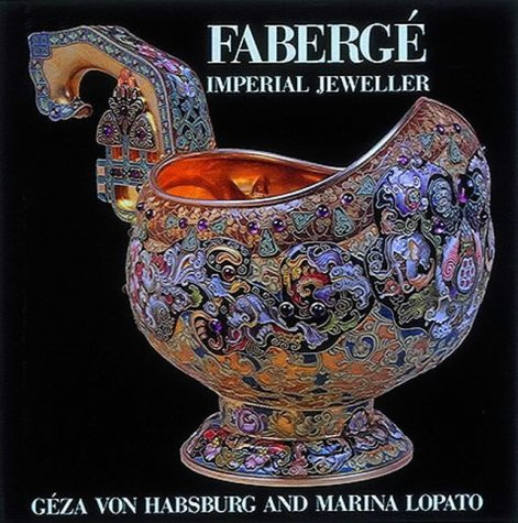 9780500092392: Faberge: Imperial Jeweller (English and Spanish Edition)