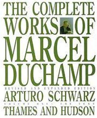 9780500092507: The Complete Works of Marcel Duchamp, 2 volume set