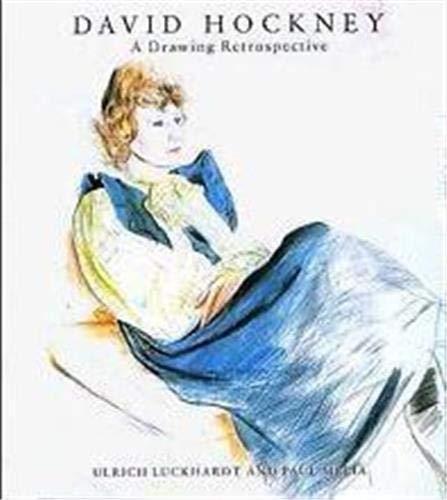 9780500092552: David Hockney a Drawing Retrospective