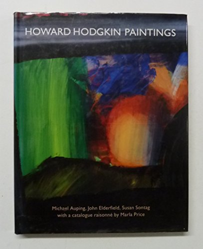 9780500092569: Howard Hodgkin Paintings
