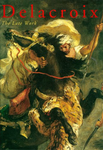 9780500092750: Delacroix: The Late Work