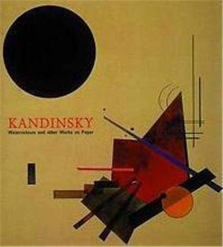 9780500092897: Kandinsky: Watercolours and Other Works on Paper