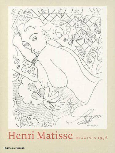 9780500093283: Henry Matisse - Drawings 1936