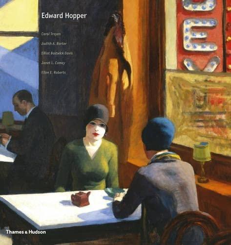 9780500093375: Edward Hopper