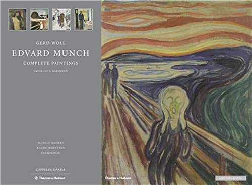 9780500093450: Edvard Munch: Complete Paintings: Catalogue Raisonné: Catalogue Raisonne: v. 1-4