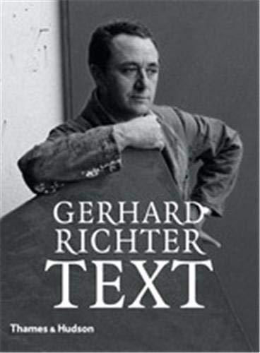 9780500093467: Gerhard Richter: Text