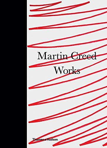 Martin Creed: Works >>>> A BEAUTIFUL SIGNED UK 1ST EDITION 1ST PRINTING HARDBACK <&...