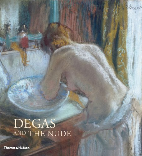 Degas and the Nude. George T.M. Shackelford . [Et Al.]: Shackelford, George T. M.