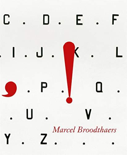 Marcel Broodthaers (Hardback): Wilfried Dickhoff, Bernard Marcade