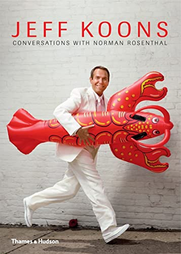 9780500093825: Jeff Koons: Conversations with Norman Rosenthal