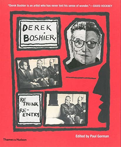 9780500093887: Derek Boshier: Rethink/Re-entry