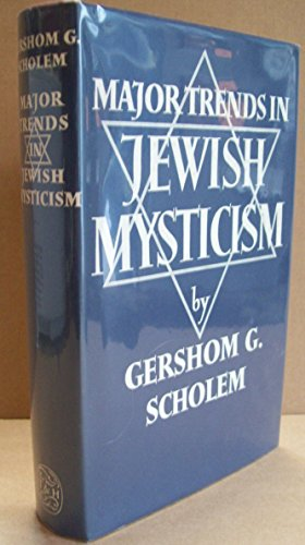 9780500110058: Major Trends in Jewish Mysticism