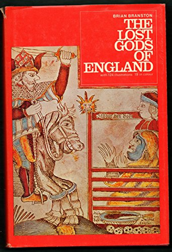 9780500110133: The Lost Gods of England