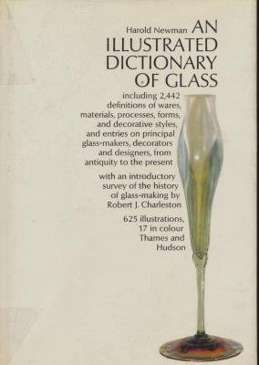 9780500122624: An Illustrated Dictionary of Glass