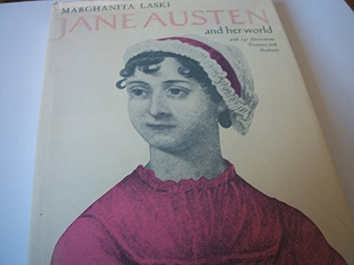9780500130230: Jane Austen and Her World (Pictorial Biography)