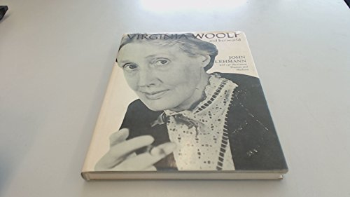9780500130513: Virginia Woolf and Her World (Pictorial Biography)