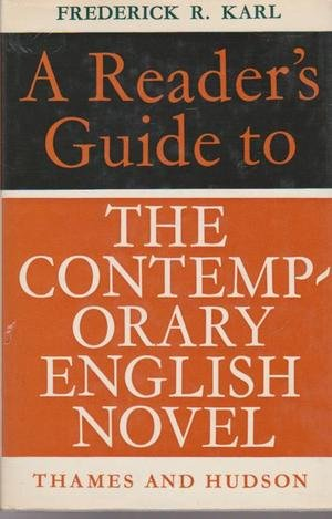 9780500140093: A Reader's Guide to the Contemporary English Novel