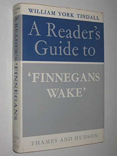 9780500140161: A Reader's Guide to 'Finnegans Wake'