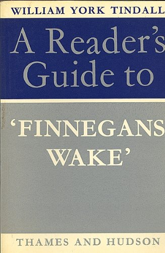 9780500150078: 'A READER'S GUIDE TO ''FINNEGANS WAKE'''