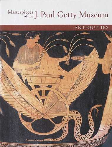 9780500170052: Masterpieces of the J. Paul Getty Museum: Antiquities