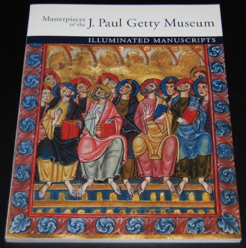 9780500170137: Masterpieces of the J.Paul Getty Museum: Illuminated Manuscripts