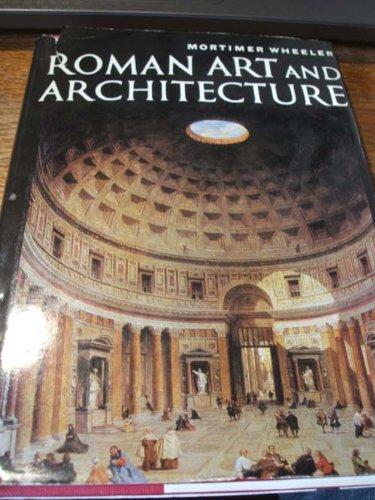 9780500180358: Roman Art and Architecture