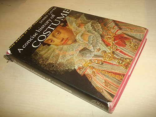 9780500180921: Concise History of Costume (World of Art)