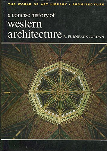 9780500180952: Concise History of Western Architecture (World of Art)
