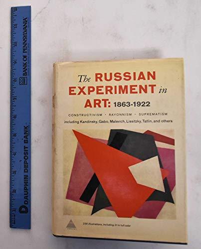 Russian Experiment in Art, 1863-1922 (World of: Gray, Camilla