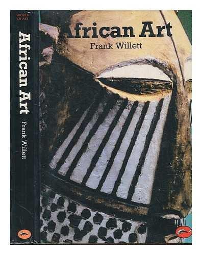 9780500181096: African Art (World of Art)