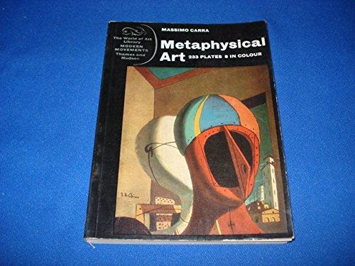 9780500181119: Metaphysical Art