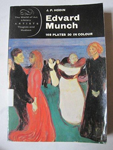 9780500181287: Edvard Munch