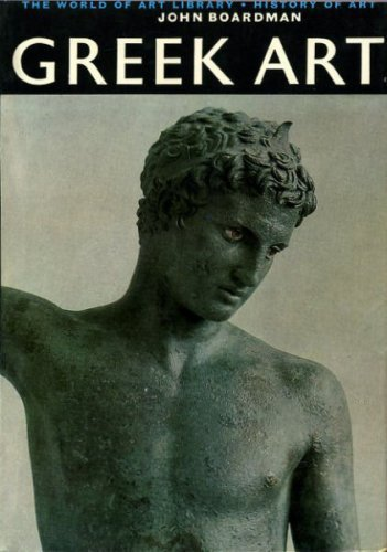 9780500181416: Greek Art (World of Art)