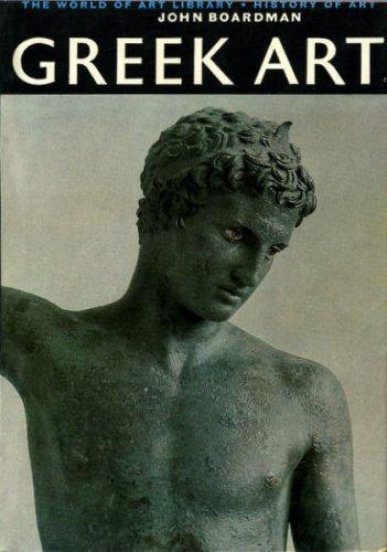 Greek Art: john boardman