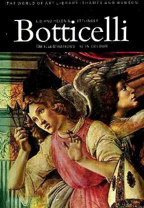 Botticelli: Ettlinger, L.D.; Ettlinger,