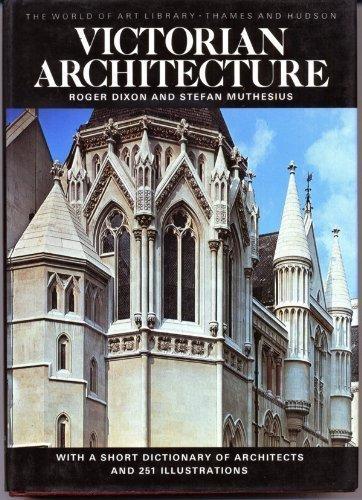 9780500181638: Victorian Architecture (World of Art)