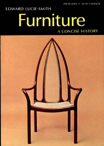 9780500181737: Furniture: A Concise History (World of Art)