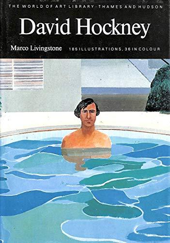 9780500181850: David Hockney (World of Art)