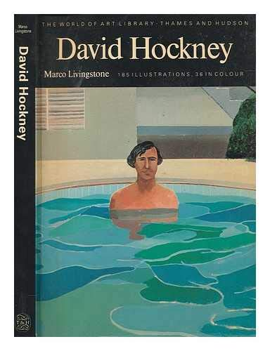 9780500181850: David Hockney (World of Art)