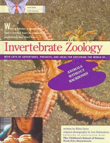 Invertebrate Zoology (Real Kids Real Science Books): Doris, Ellen