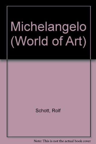 9780500200124: MICHELANGELO (WORLD OF ART)