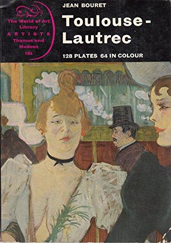 9780500200155: Toulouse-Lautrec (World of Art)