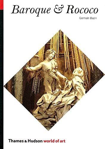 9780500200186: WORLD OF ART, BAROQUE AND ROCOCO.