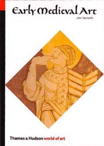 9780500200193: Early Medieval Art: Carolingian, Ottonian, Romanesque (World of Art)