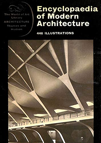 9780500200230: Encyclopaedia of Modern Architecture (World of Art S.)